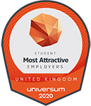 Universum Student Most Attractive Employers 2020 logo